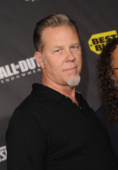 James Hetfield ~ Metallica Estés como estés son lindo igual