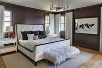 Rustic Chic in the City  Bedroom  American  TraditionalNeoclassical  Eclectic by Cari Giannoulias Design