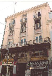Stoa Praxitelous, 25 Kolokotroni Str, Athens, 1920