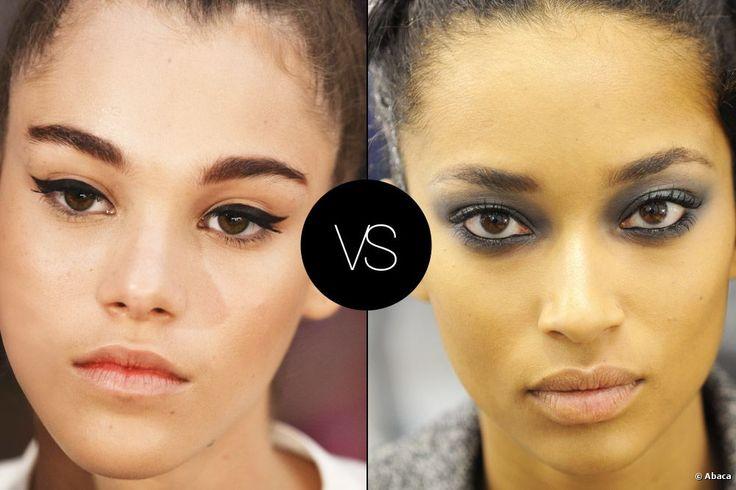 Dos tendencias que no pasan de moda: ojos rasgados vs smokey eyes