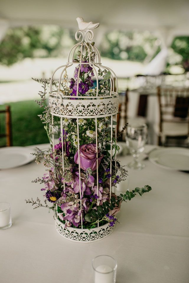 Rustic French Country Wedding Wedding Decor Details Pinterest
