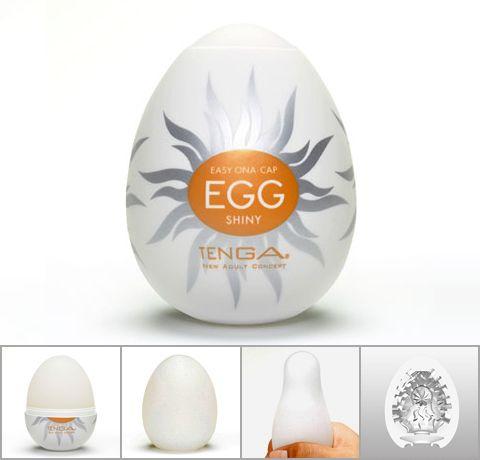 Tenga Egg Hard Boiled: Masturbarse nunca fue tan intenso!
