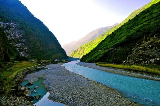 The Heavenly Kashmir.