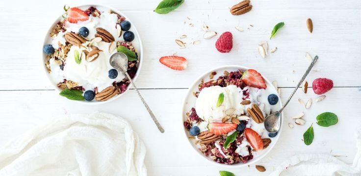 Recetas con yogur: ¡más posibilidades de las que piensas!