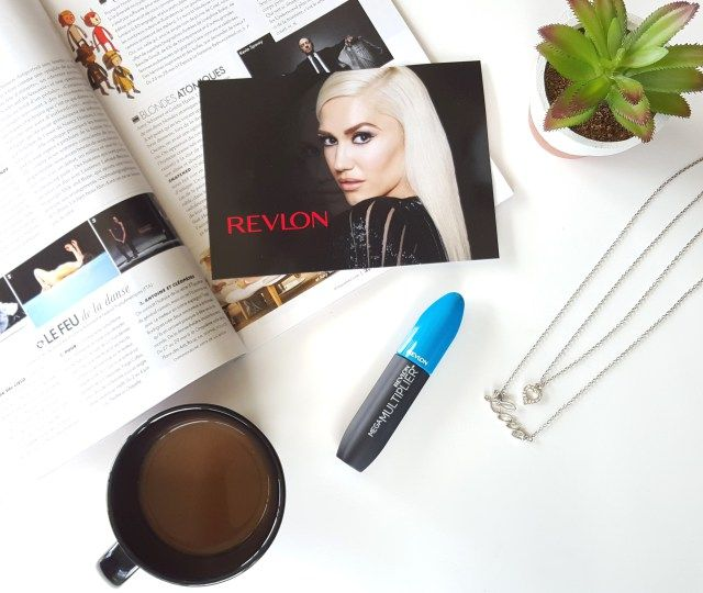revlon mega multiplier mascara