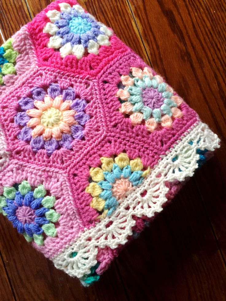 Treble Scallop Edging: Free Pattern by babylovebrand