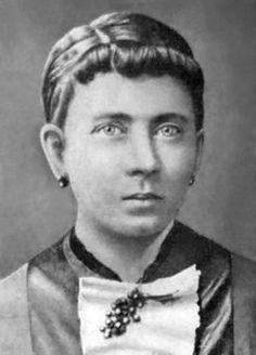 August 12, 1860 - Klara Hitler the mother of Adolf Hitler is born in Waldviertel, Austrian Empire