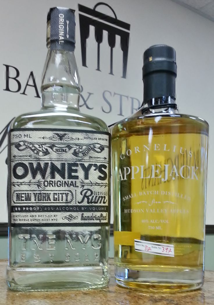 Cinnamon Apple Rum Ingredients 1 1/2 ounces Owney's white rum 3 ounces ...