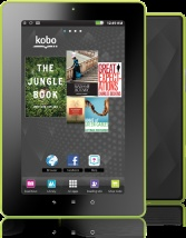 This Kobo e-reader could be yours if you are the 5000th person to fill out our survey.