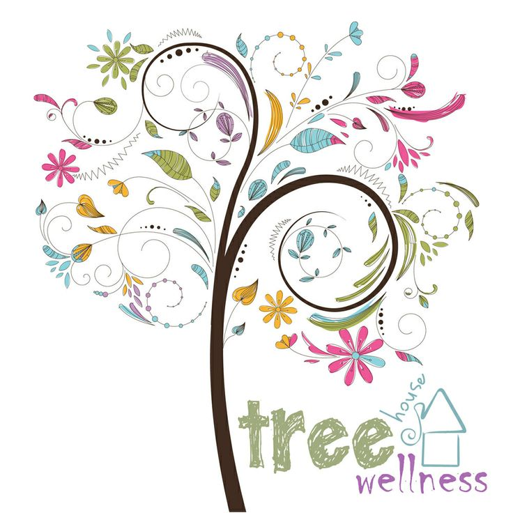 wellness images | TreeHouse Wellness logos | Ivelina.comIvelina.com