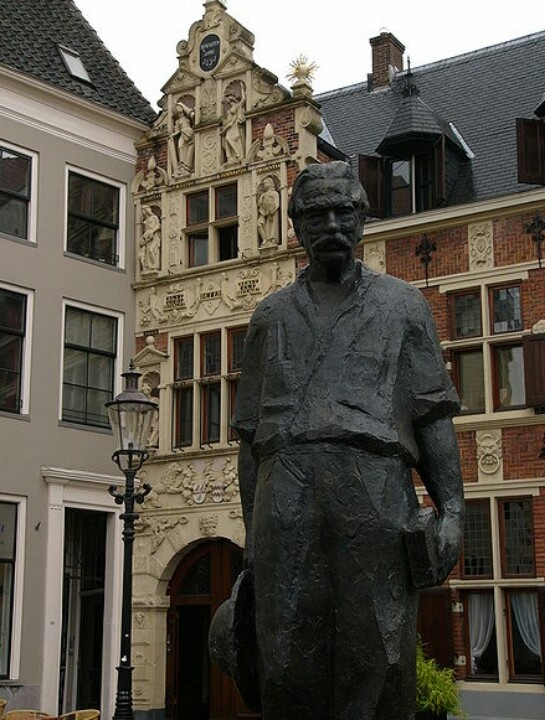 Albert Schweitzer, Brink, Deventer.