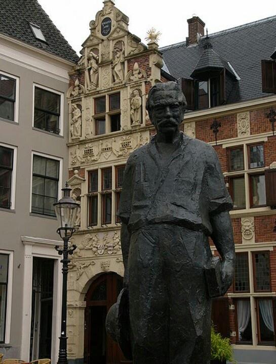 Albert Schweitzer, Brink, Deventer.