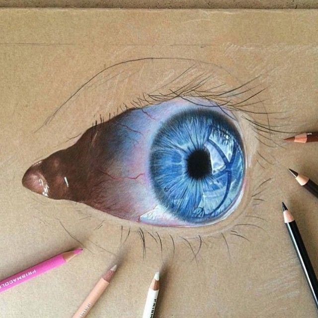 #Incredible #eye