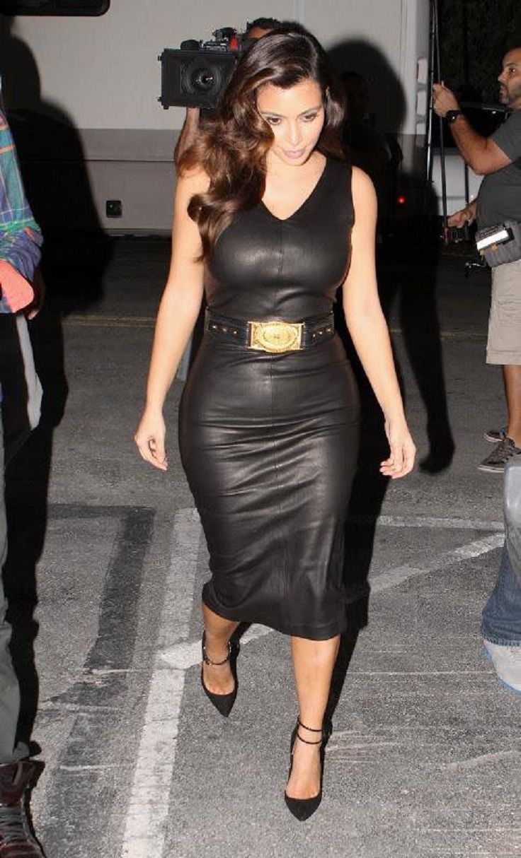 Top 10 Best Kim Kardashian's Outfits