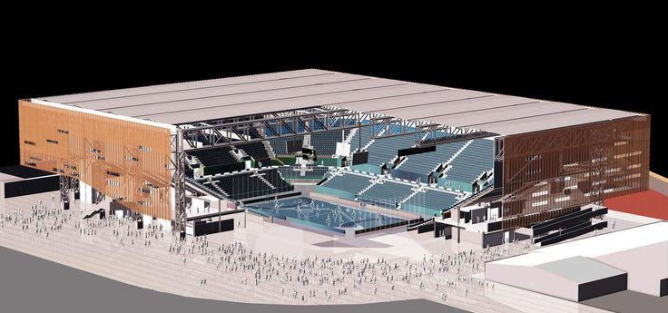 Galeria de Arena Olímpica de Handebol e Golbol / OA | Oficina de Arquitetos + LSFG Arquitetos Associados - 20