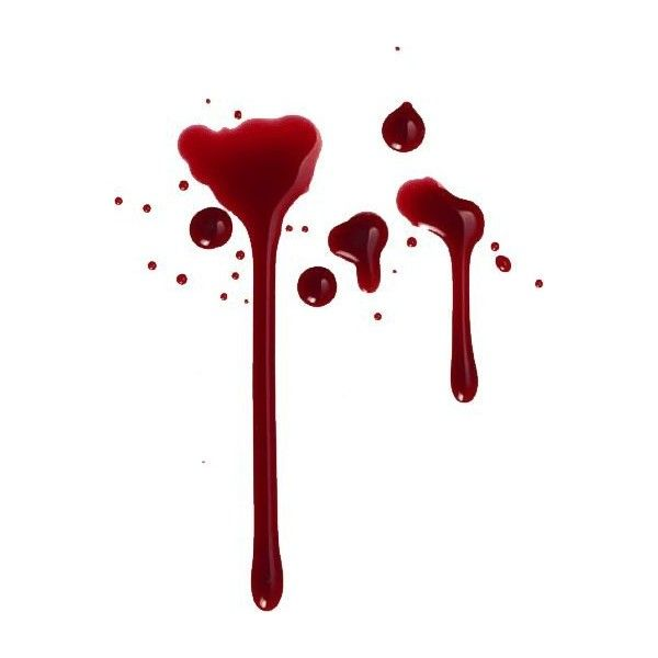 Blood Splatter ❤ liked on Polyvore featuring fillers, blood, halloween, artsy, backgrounds and effect