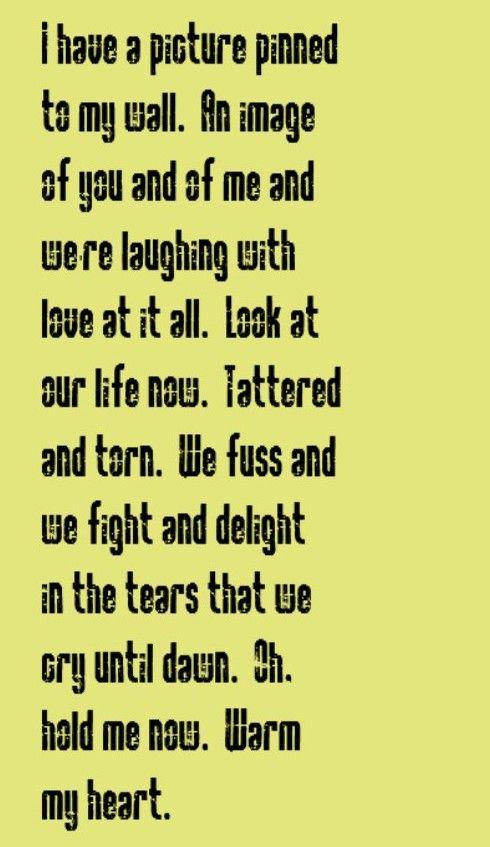 Thompson Twins - Hold Me Now - song lyrics, music lyrics, song quotes, music quotes, songs