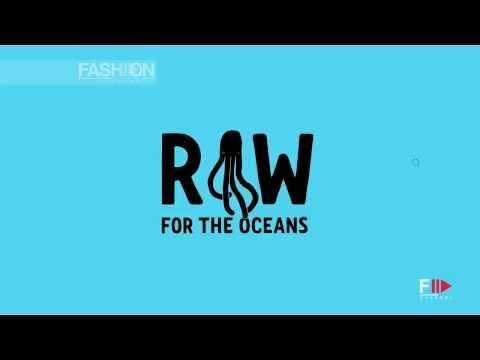 ▶ PHARRELL WILLIAMS Presents G STAR RAW For The Oceans Campaign by Fashion Channel - YouTube