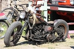 What is a Rat Bike?  A Rat Bike is a motorcycle that's showing its age and is being maintained in the most economical way possible.    Rat Bikes...