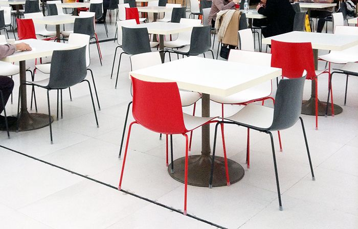 our Catifa chairs at The Mall Athens