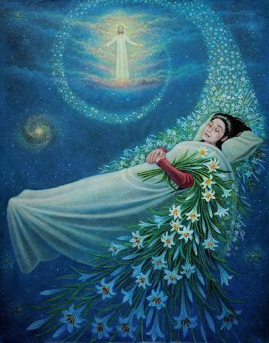 ASSUMPTION OF MARY: BRIGID MARLIN