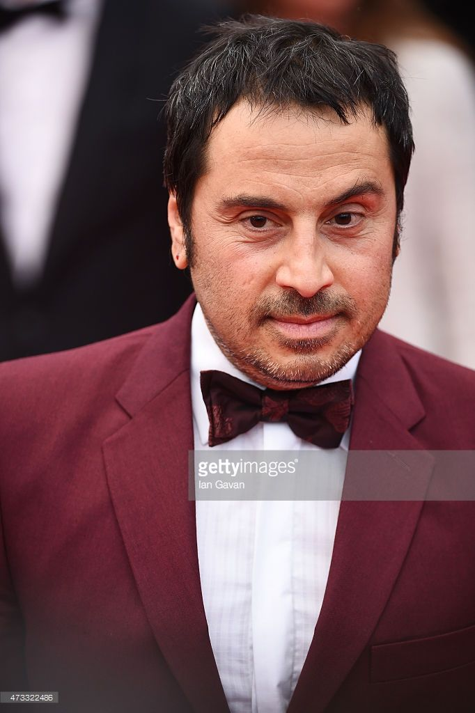 Panos H. Koutras attends the 'Mad Max : Fury Road' Premiere during the 68th annual Cannes Film Festival on May 14, 2015 in Cannes,…