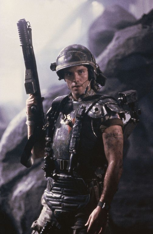 Michael Biehn, Aliens (1986)