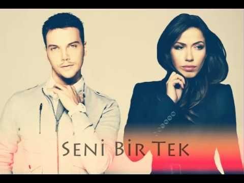 Sinan Akçıl ft. Burcu Güneş - Seni Bir Tek (2014)