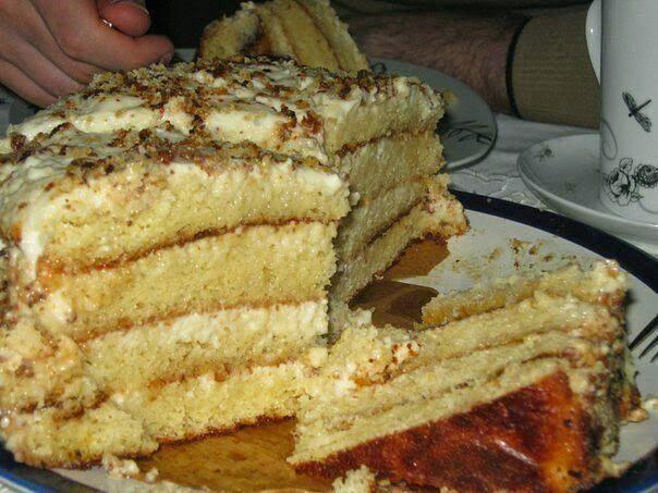 Самые вкусные рецепты: Самый простой и самый нежный торт