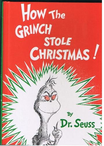 The Grinch! #PrimroseReadingCorner