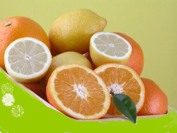 zdrowie uroda kondycja odzywianie : Owoce cytrusowe dla zdrowia!