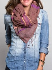FashionABLE Scarves - Anchinalu - available in store