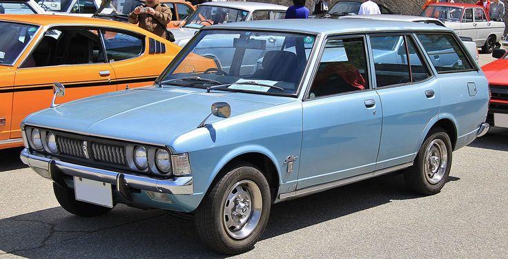 Mitsubishi Colt Galant GL 5dr Wagon 1971