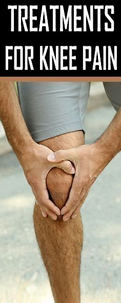 Treatments for Knee Pain