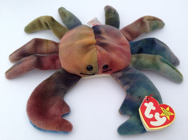 Beanie Babies sell for hundreds and thousands of dollars on eBay every  single day 883054834c1