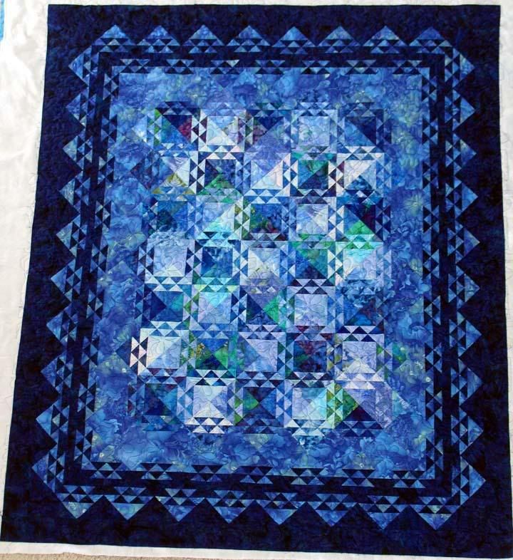 22 best quilts shimmering triangles jenny bowker images cottage style quilts cottage style quilts