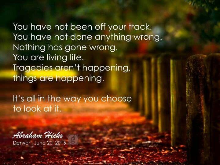 Abraham Hicks ..*