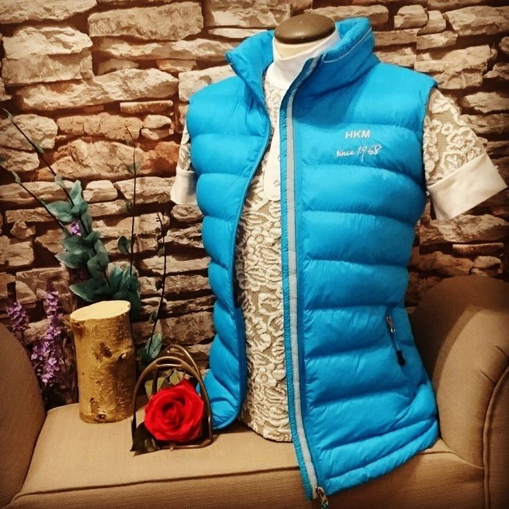 Made from light cotton wool this HKM Gilet is perfect for the summer months. It comes in a range of fabulous colours and is definitely value for money. It features a stand up collar, zipper and two outside pockets | Perfect waistcoat for everyday whether your walking the dog or hacking out! | Lofthouse Equestrian