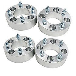 Add stability to your lifted golf cart with golf cart wheel spacers. #customgolfcarts
