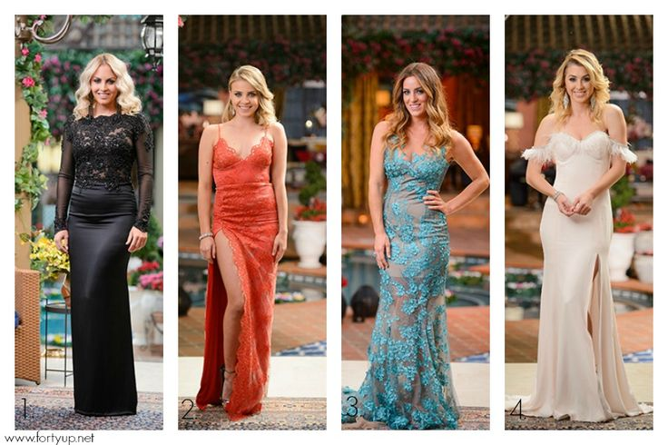 The Bachelor Australia 2016 Final Four by Forty Up