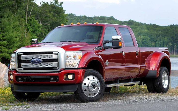 New 2016 Ford F450