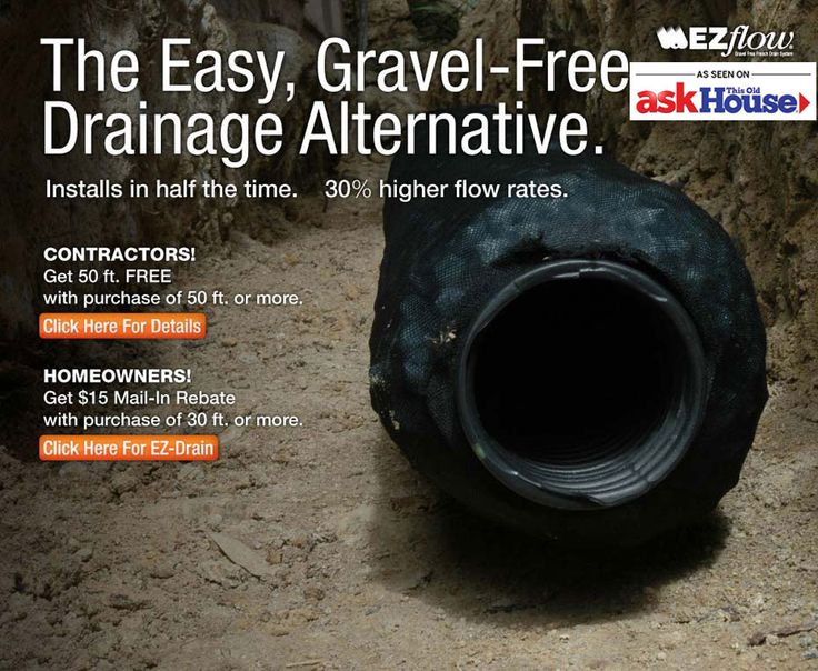 17 best images about water drainage solutions on pinterest for Easy yard drainage solutions
