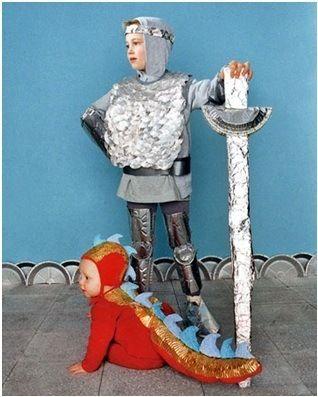 Lego Man Costume for Hallooween