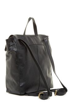Kelsi Dagger North Six Leather Backpack