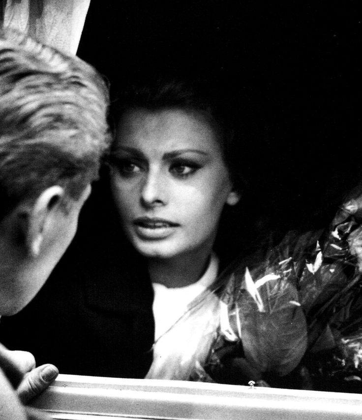 Sophia Loren Ugly Sophia Loren in The Co...