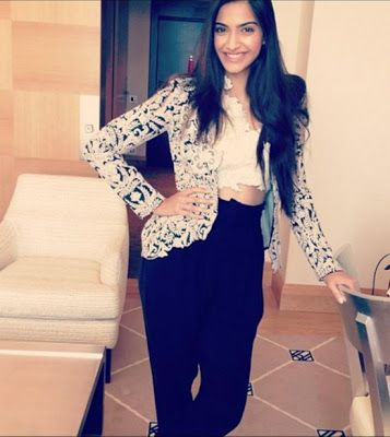 Scarlet Bindi - South Asian Fashion Blog: Cannes 2013: Sonam Kapoor