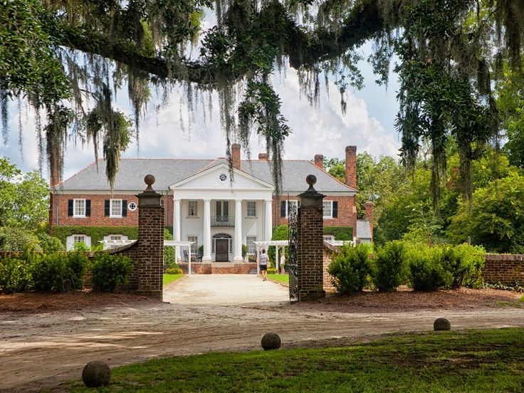 You might recognize the half-mile drive leading up to historic Boone Hall Plantation—it had its Hollywood moment in films like The Notebook and North and South. Both sides of the road are decorated with symmetrically planted, live-oak trees laden with Spanish moss. The still-functioning plantation is also a museum, so you can tour the 1936 mansion and gardens, visit the horse stables, and in the summer and fall, pick seasonal fruits (strawberries, peaches, pumpkins) from the working farm.