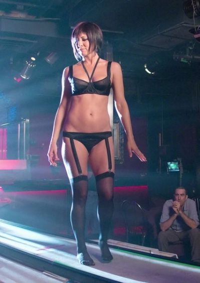 Jennifer Aniston Behind The Scenes