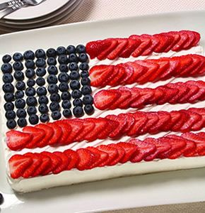 Recipe for Independence Cake
