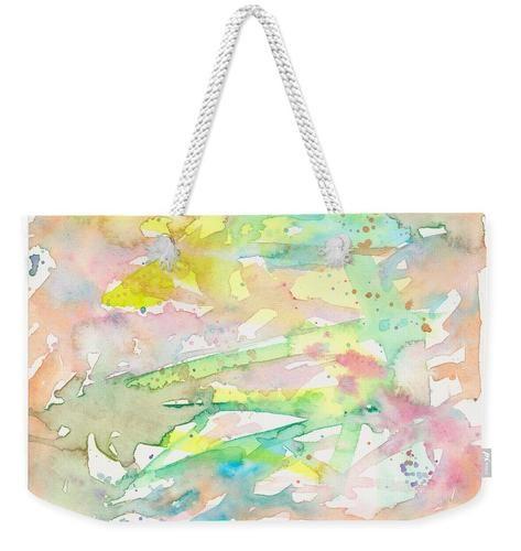 Subtle Turtle - Weekender Tote Bag